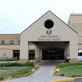 UMass Memorial Marlborough Hospital